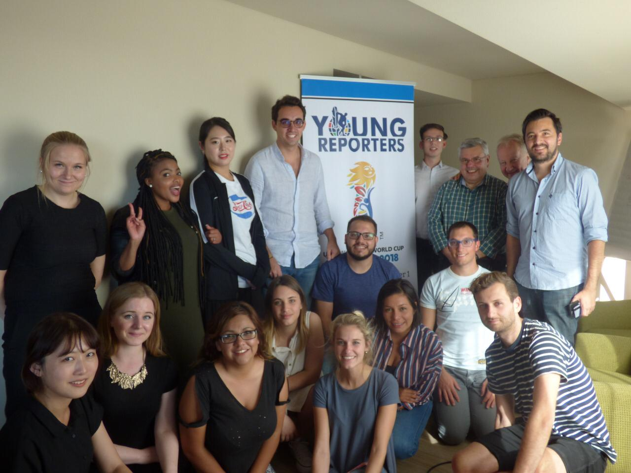 Young Reporters AIPS